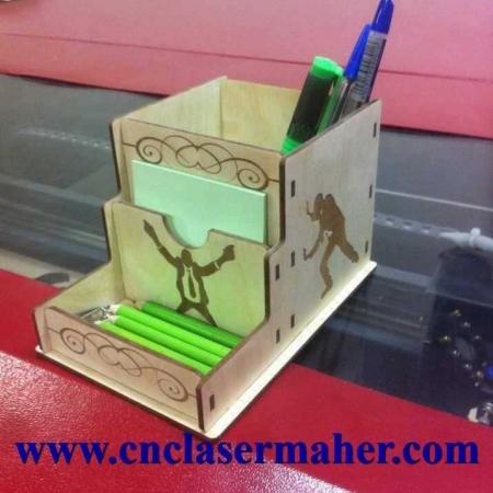 KARf36loQCA compressed 450x450 - طرح لیزر رایگان جا مدادی و کاغذی فرمت کورل برای دستگاه لیزر طرح 1001