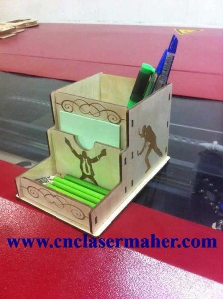 KARf36loQCA compressed 450x603 - طرح لیزر رایگان جا مدادی و کاغذی فرمت کورل برای دستگاه لیزر طرح 1001