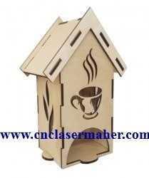 thumbnail preview 1257 1439184155 4bc1fd8f11c0ac2420bc416a9e0c1807 - جعبه چوبی چای کیسه ای طرح خانه و فنجان طرح 1023