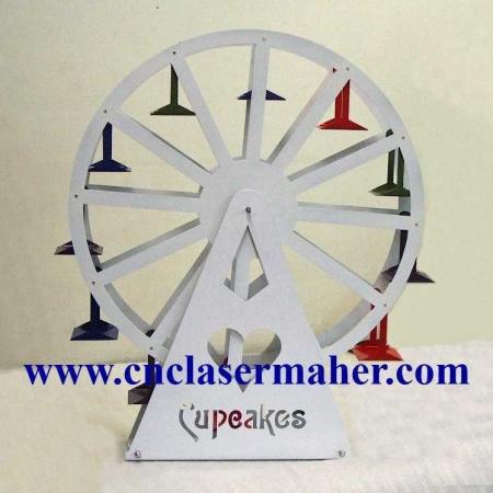 carousel 450x450 - پازل چرخ و فلک طرح 1040