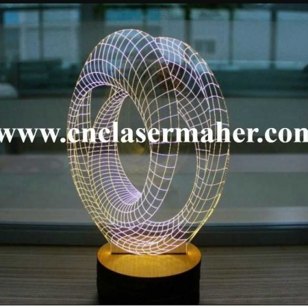 1092bulbingring 450x450 - طرح سه بعدی بالبینگ حلقه طرح 1092