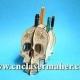 skull 80x80 - جا مدادی طرح 1065