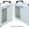 راهنمای تنظیم دمای مناسب کاری چیلر دستگاه برش و حکاکی لیزر co2