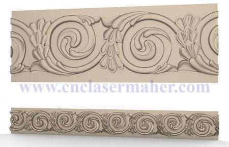 ابزار چوبی طرح سه بعدی منبت سی ان سی رایگان 1175