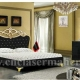 تختخواب چوبی ام دی اف طرح سی ان سی رایگان 1189