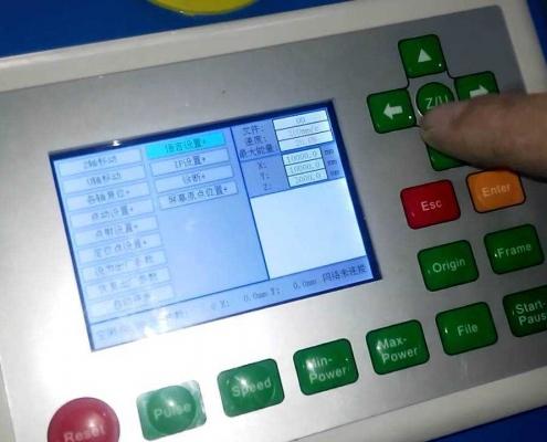 آموزش بهینه سازی زمان حکاکی و برش در نرم افزار laser work دستگاه لیزر