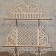 شلف دکوری دیواری چوبی طرح دستگاه برش و حکاکی لیزر 1221