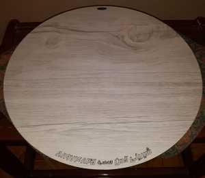 صفحه کیک چوبی
