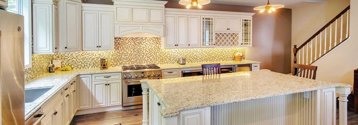درب ویترین ممبران کابینت آشپزخانه وکیوم ماهر- درب ممبران ویترین کابینت آشپزخانه - قیمت کابینت ممبران سفید صدفی - سفید طلایی - بهترین رنگ کابینت ممبران
