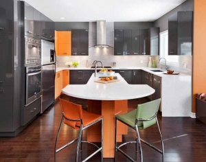 استاندارد جزیره آشپزخانه