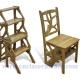صندلی تاشو MDF طرح دستگاه CNC منبت 1270