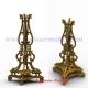 جا شمعی چوبی طرح دستگاه برش و حکاکی لیزر 1284