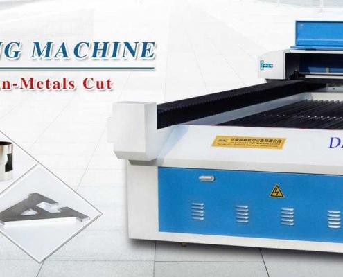 دستگاه برش و حکاکی لیزر co2 دو منظوره فلزات