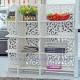 قفسه PVC سه تکه طرح دستگاه سی ان سی منبت 1290