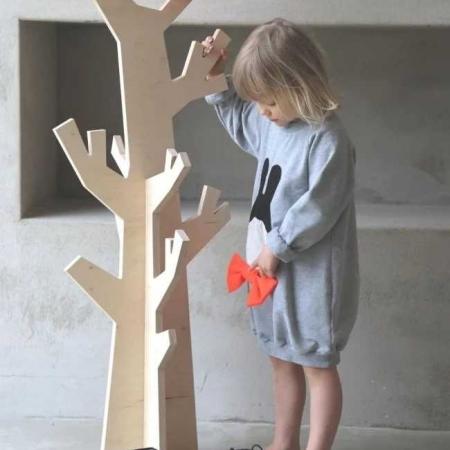 استند لباس درخت کودک طرح سی انسی 1315