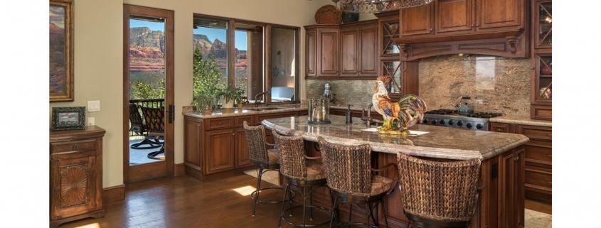 رنگ مناسب کابینت آشپزخانه
