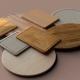 تخته گوشت چوبی طرح دستگاه سی انسی 1327