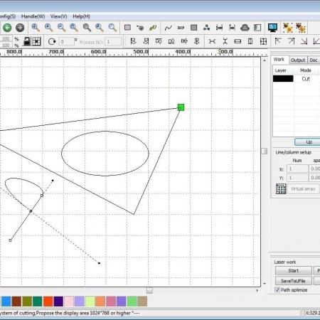 دانلود نرم افزار دستگاه برش لیزر RDworks ورژن 8.01.52